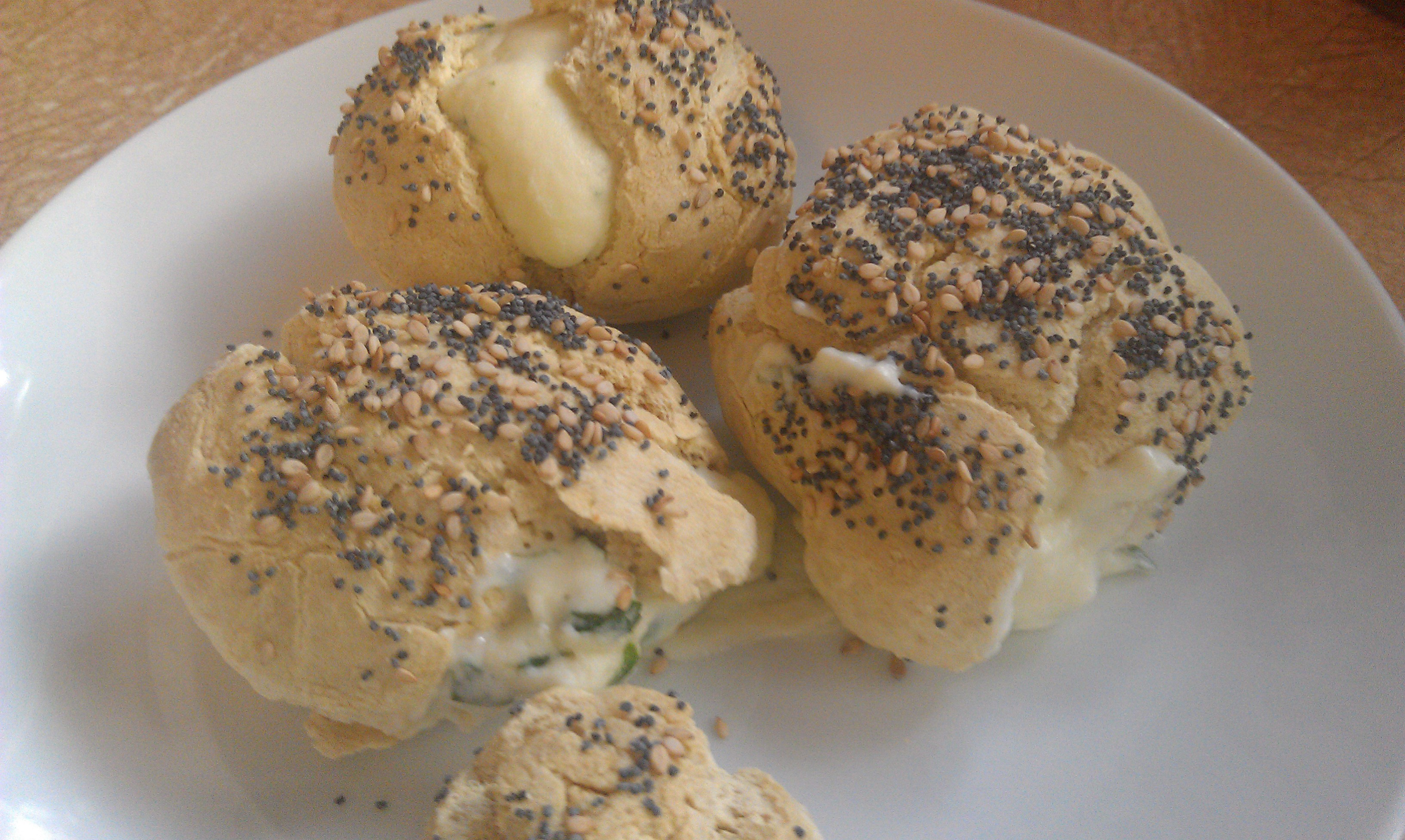 Everything Bagel Bombs – Gluten-free | Baking for You