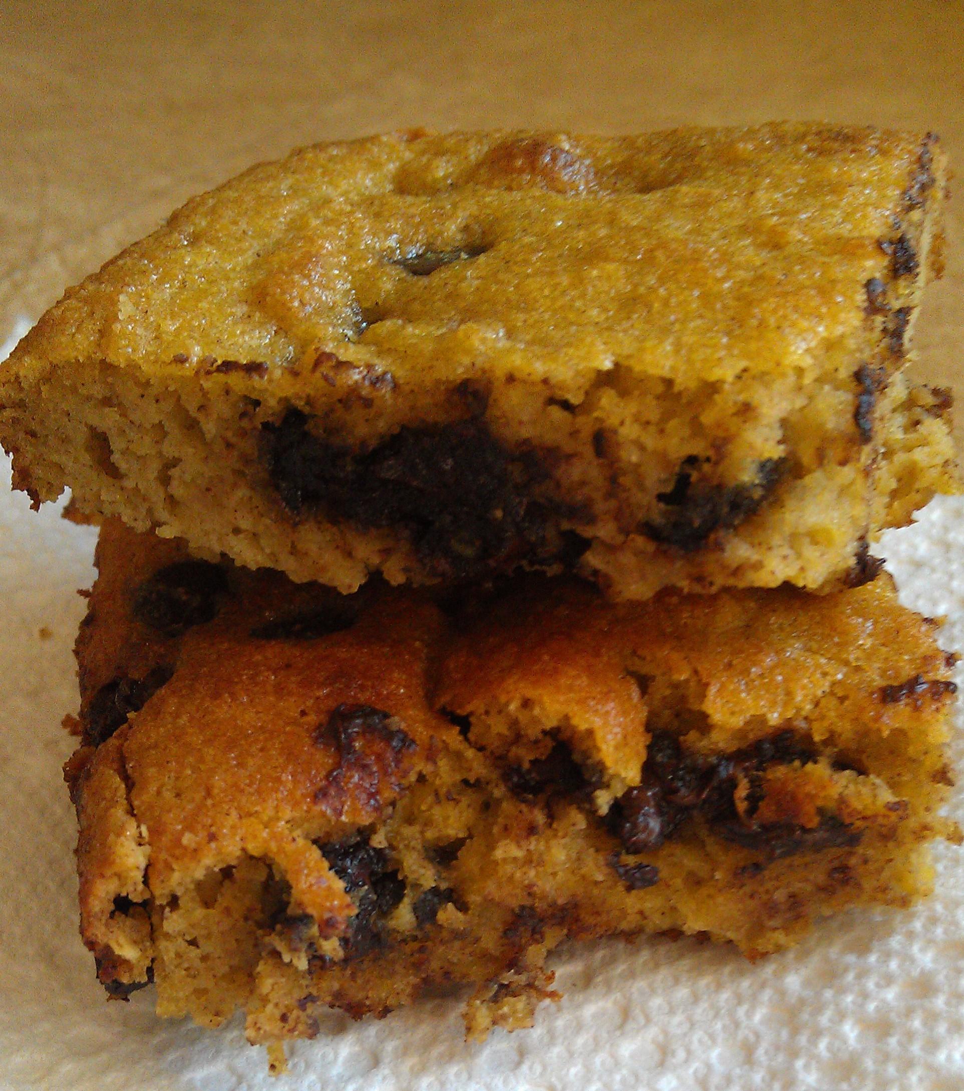 ... sites for some inspiration and i found these paleo pumpkin bars what i